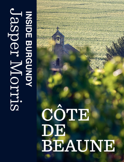Inside Burgundy:  Côte de Beaune