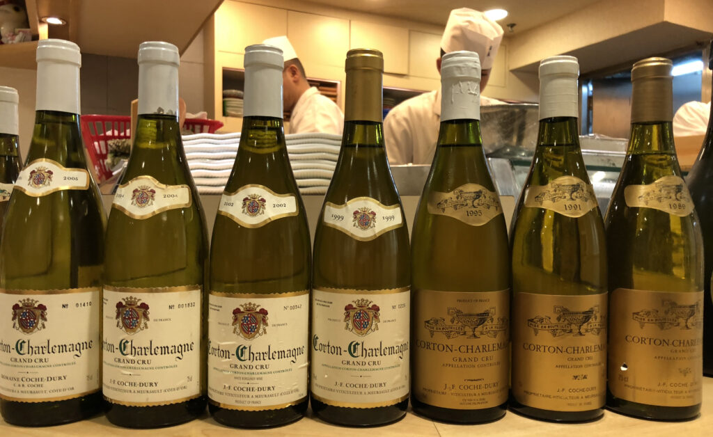 The Wizards of Meursault 1: Coche-Dury