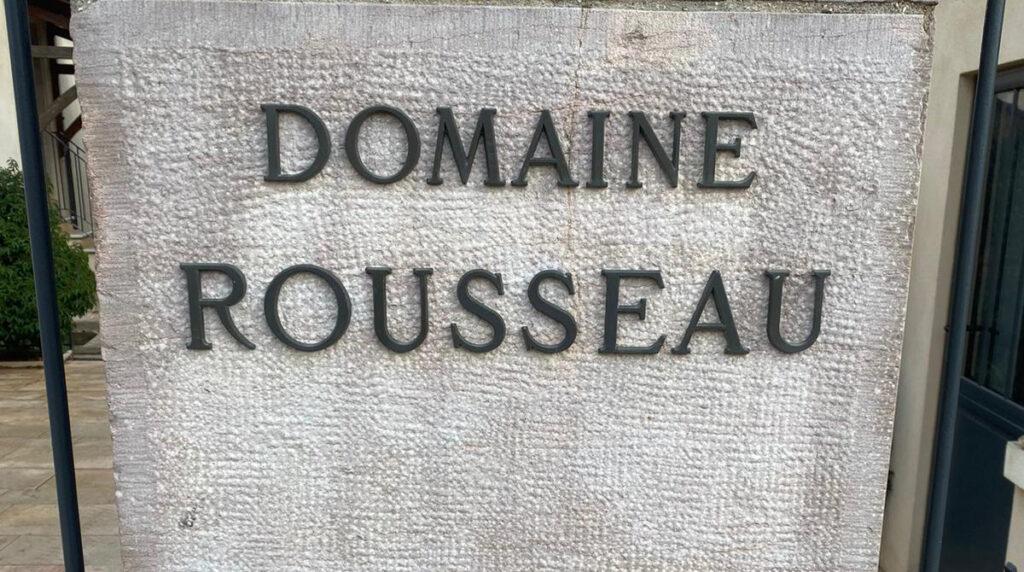 Domaine Armand Rousseau: Chambertin