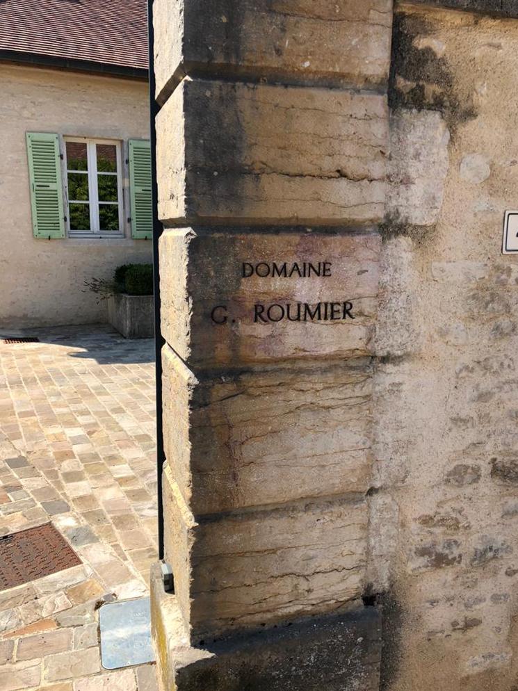Domaine G Roumier: Bonnes Mares