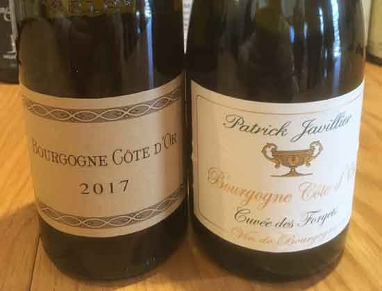 Bourgogne Côte d'Or