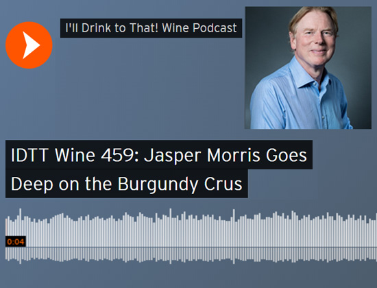 Listen: Jasper on his life with Burgundy wine