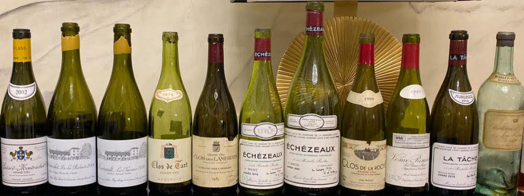 A Miscellany of Fine Wines
