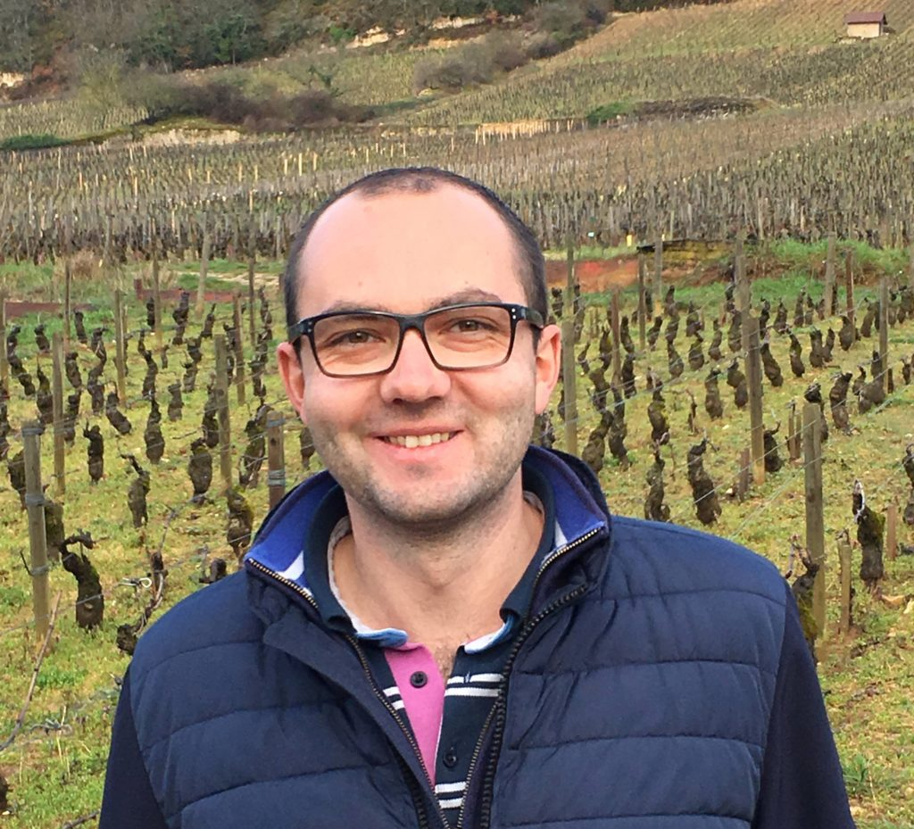Jasper on Zoom: The Future of Burgundy