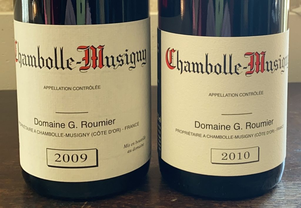 Chambolle Musigny Roumier 09 10