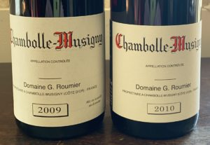 Jasper on Zoom: Domaine Roumier Chambolle-Musigny 2009 & 2010