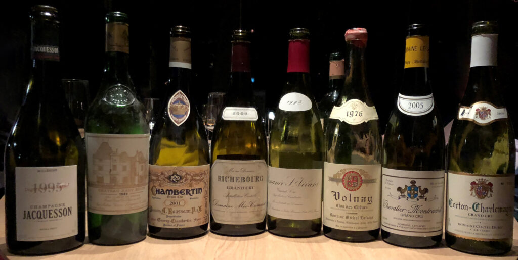 Flashback to July 2018: A Few Hedonistic Days in Burgundy with Friends from Hong Kong