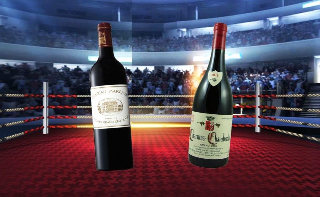 Jasper on Zoom Burgundy & Bordeaux – 67 Pall Mall Christmas Battle