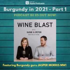 Wine Blast – Burgundy in 2021