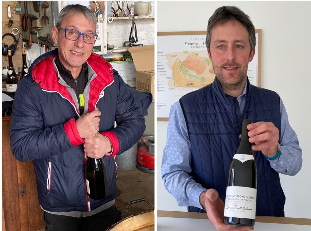 2019: Puligny-Montrachet continued