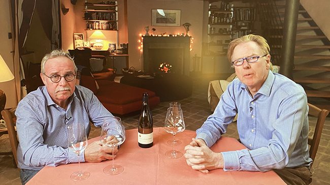 Live from the Vines: Domaine Olivier Merlin