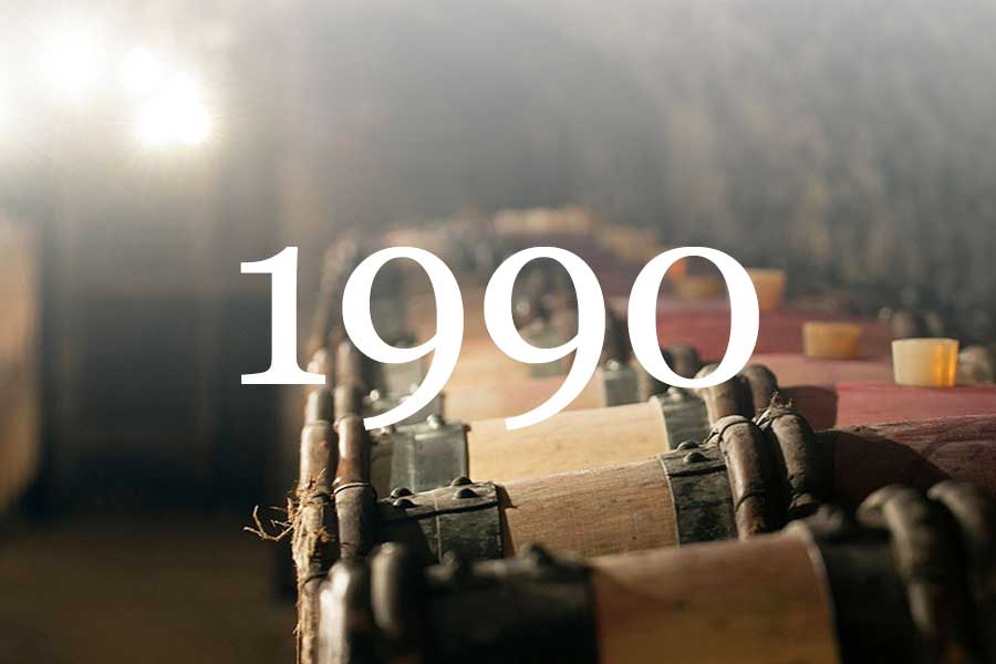1990 Vintage Overview