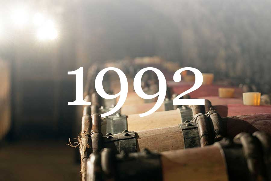 1992 Vintage Overview