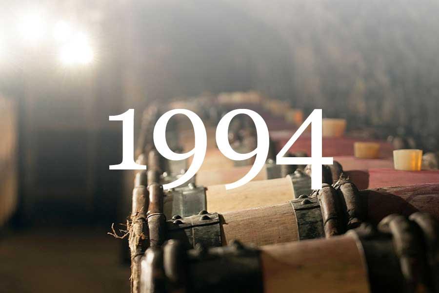 1994 Vintage Overview