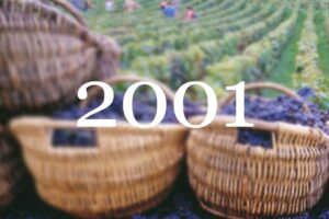 2001 Vintage Overview