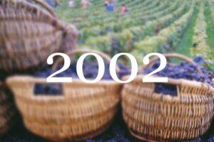 2002 Vintage Overview
