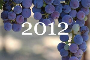 2012 Vintage Overview