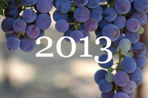 2013 Vintage Overview