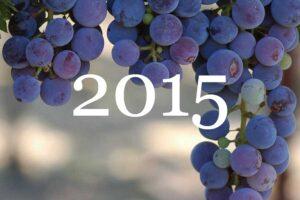 2015 Vintage Overview