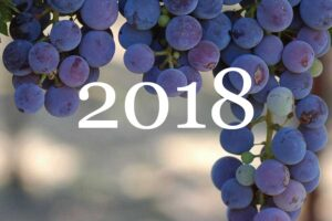 2018 Vintage Overview